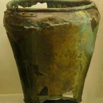 Situla in bronzo