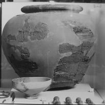 Musei Civici di Reggio Emilia, dolio della necropoli del Bettolino